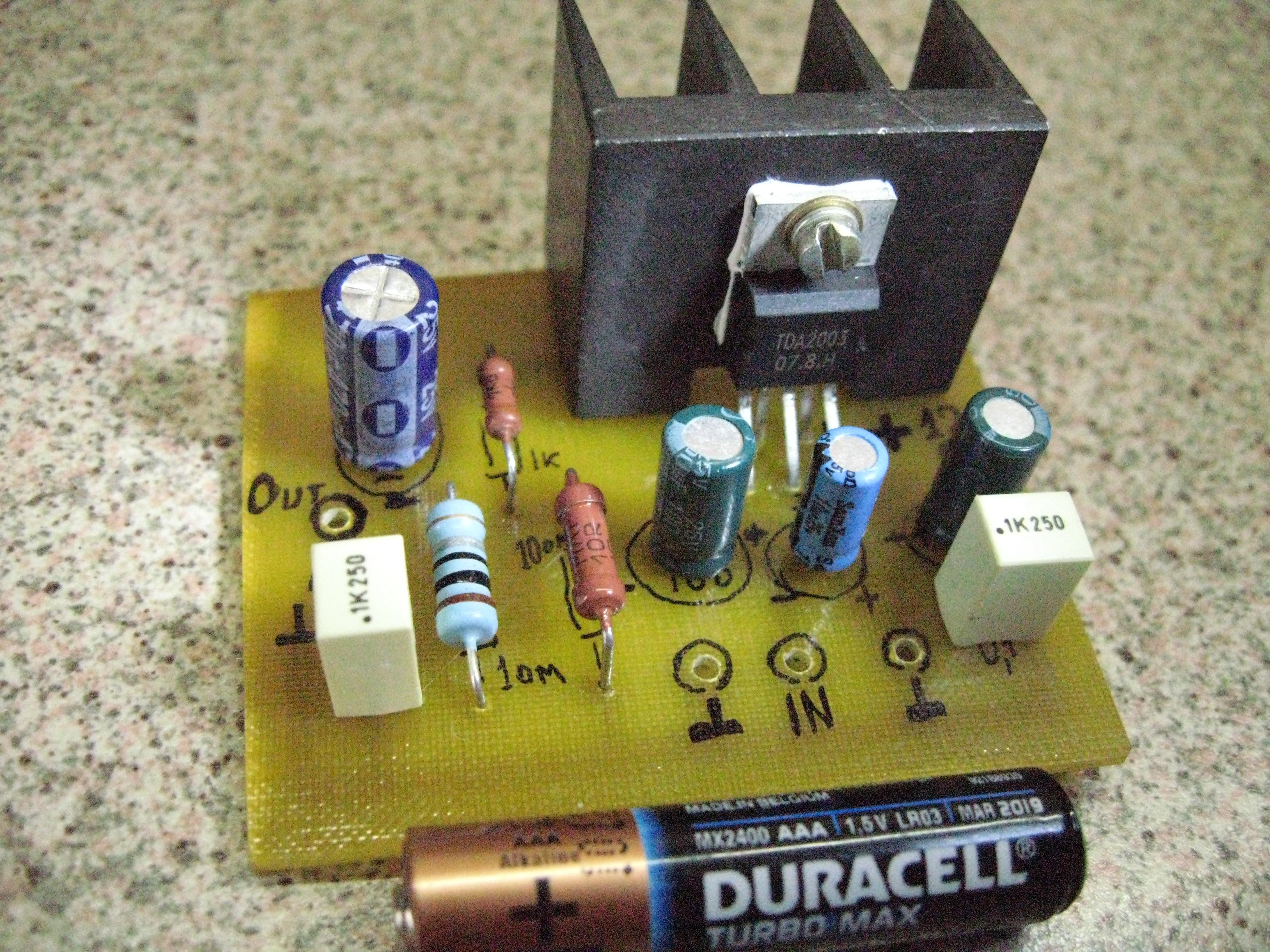 Схема электроманка своими руками