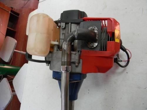 Лодочный мотор из триммера - как сделать своими руками, инструкция по переделке