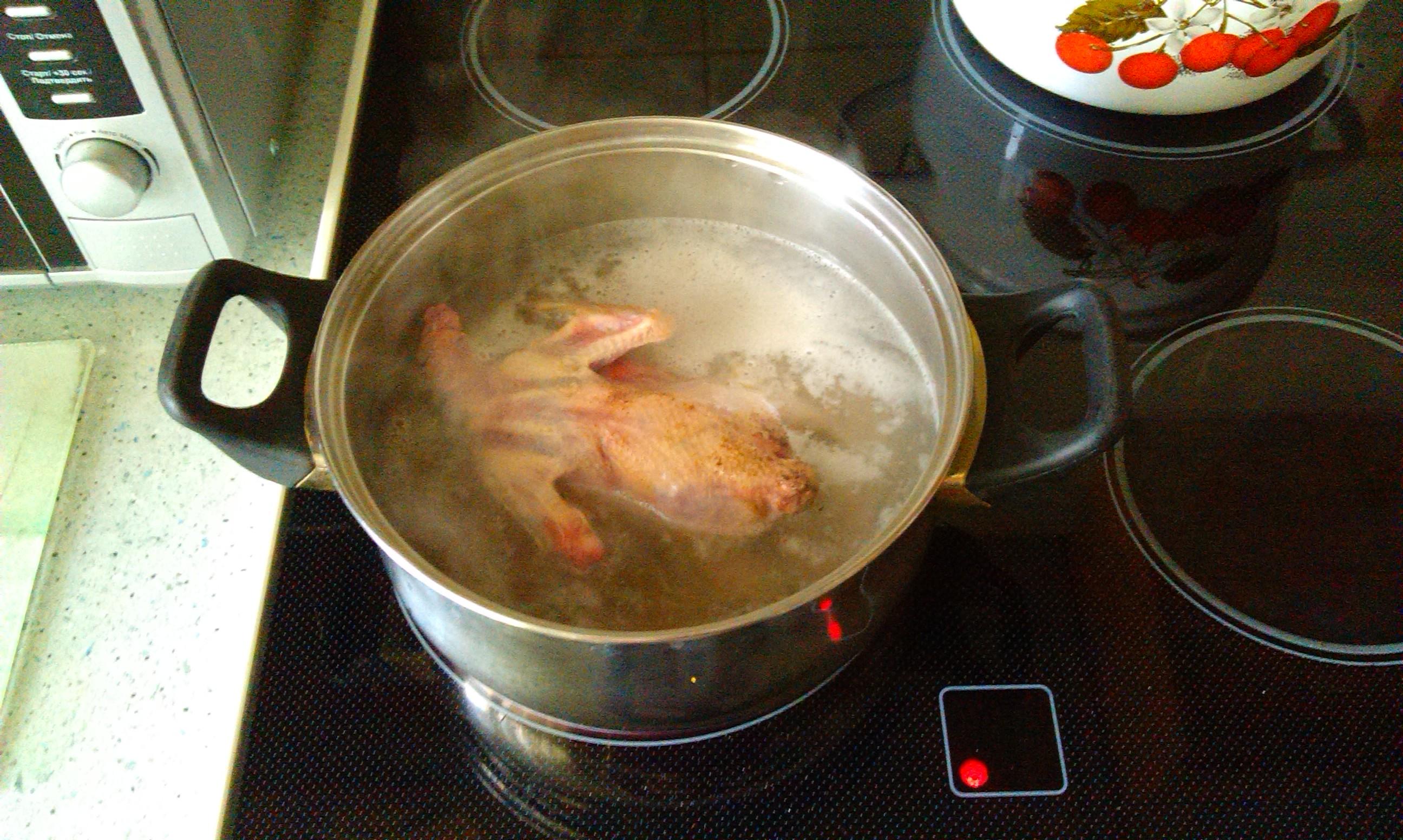 Вальдшнеп рецепт приготовления с фото