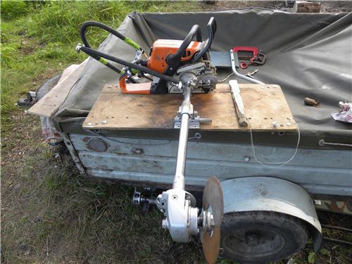 Мотор для лодки от бензопилы своими руками 128