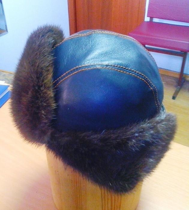 Пошив шапок из меха