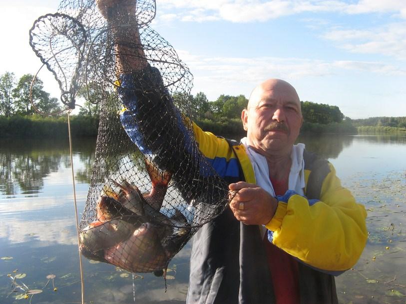 рыбалка городовка
