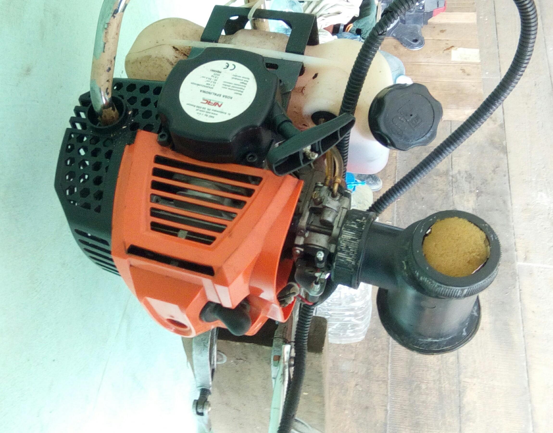 Лодочные моторы из бензокосы